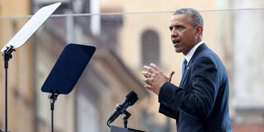 Obama stellt sich hinter Kiew