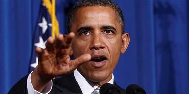 """Obama droht Iran mit """"härtesten Sanktionen"""""""