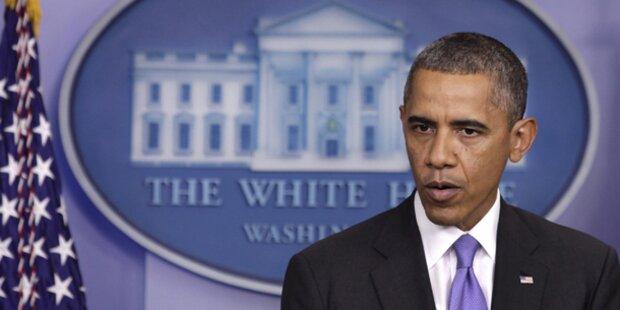 Hacker greifen Obamas Webseite an