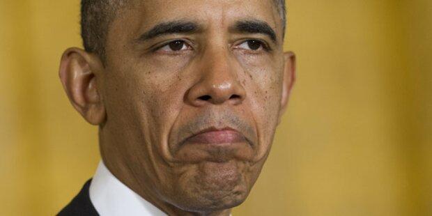 Obama: Seine größte Krise