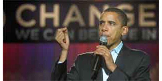 Barack Obama - Beliebt und unerfahren