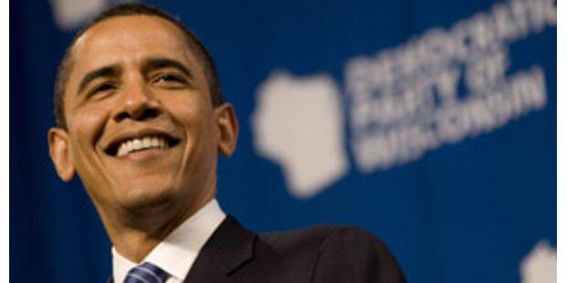 Obama und McCain siegen in Wisconsin und Hawaii