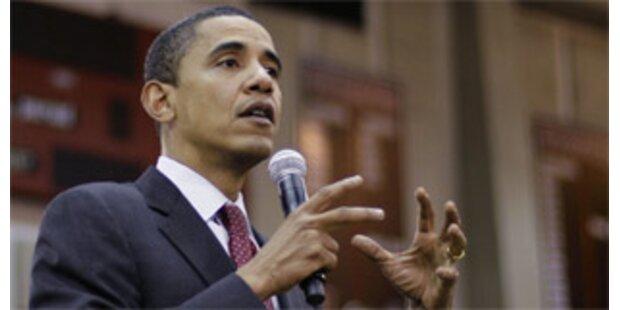 Immer mehr Superdelegierte für Obama