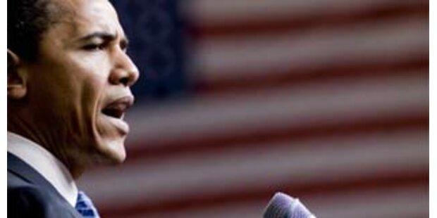 Obama will sich in Iowa zum Sieger erklären lassen