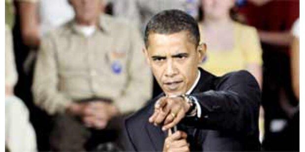 Obama verzichtet auf öffentliche Wahlkampfgelder