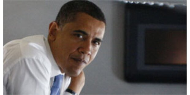Obama plant am Dienstag Grundsatzrede zum Irak