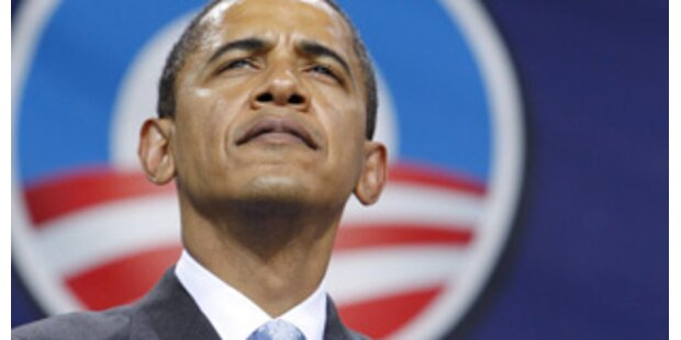 Volle Kraft voraus mit Obama