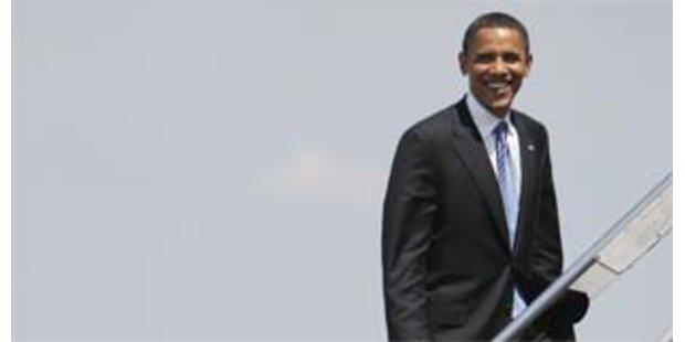 Obama besucht den Irak