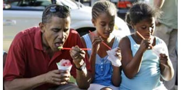Obama hat drei Anwärter auf Amt des US-Vizepräsidenten