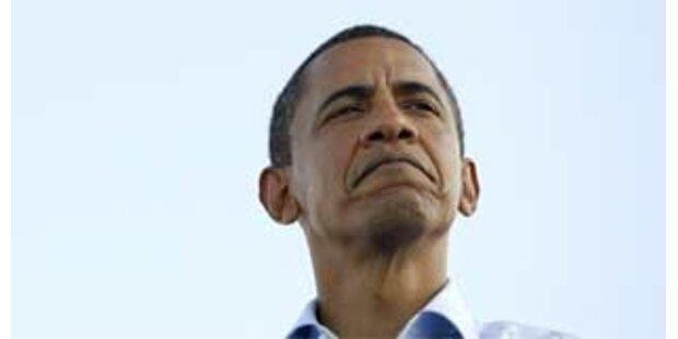 Obama konnte von Parteitag kaum profitieren