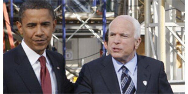 Geld-Crash in den USA hilft Obama