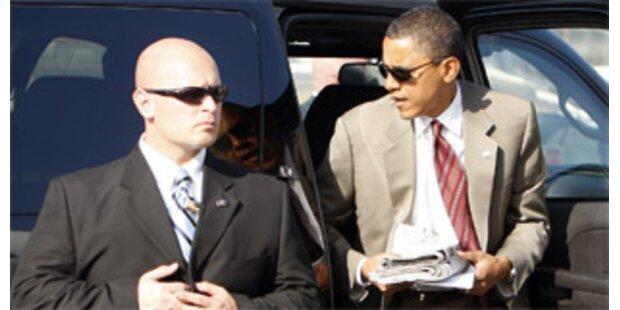 US-Geheimdienst ermittelt wegen Drohungen gegen Obama