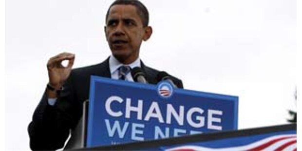 Obama punktet in wichtigen Staaten