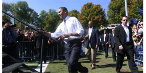 Obama wehrt sich gegen Schmutzkübelkampagne