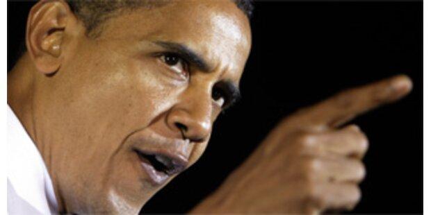 Obama bucht halbstündigen TV-Wahlwerbespot