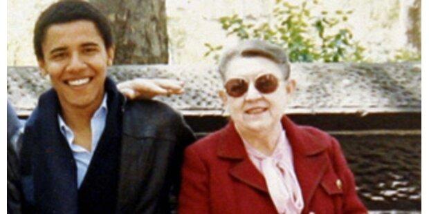 Obamas Großmutter brach sich die Hüfte