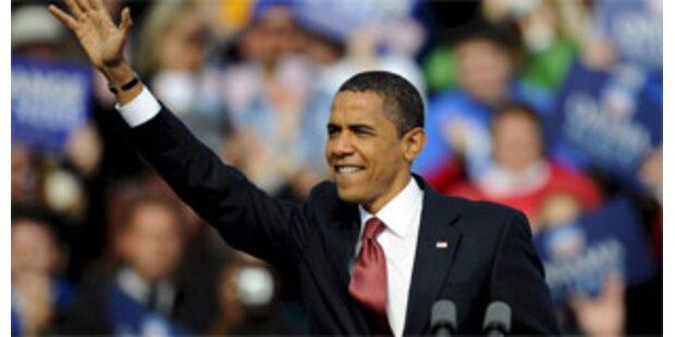Immer mehr Zuspruch für Obama von Republikanern
