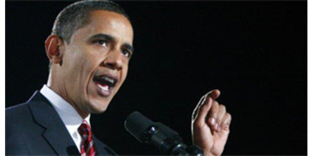 Auf Barack Obama wartet viel Arbeit