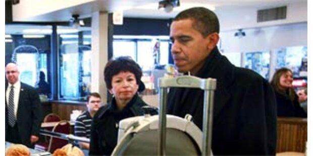 Obama plant Konjunkturpaket über 700 Mrd Dollar