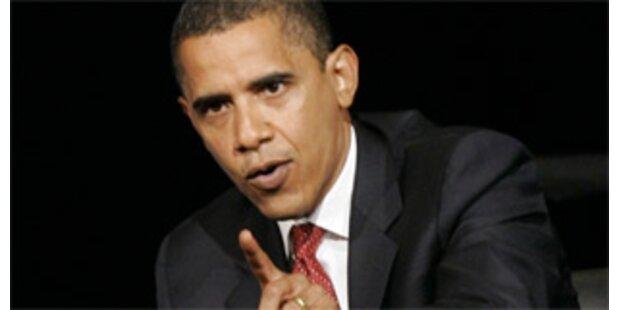 Obama kündigt Mega-Infrastrukturprogramm an
