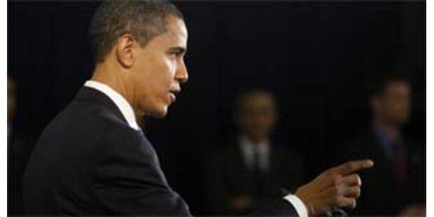 Karten für Obamas Amtseinführung um 50.000 Dollar