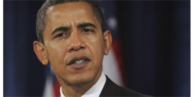 11.000 Soldaten schützen Obamas Vereidigung