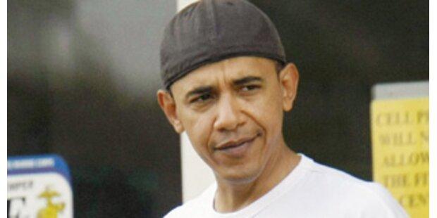 Die Obama-Diät und sein Fitnessprogramm