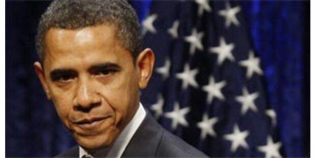 Obama erwägt Klage gegen George W. Bush