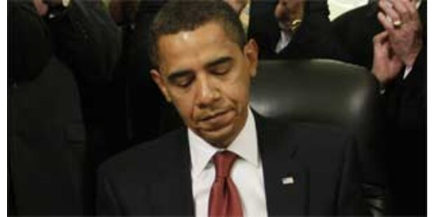 Obama verbannt Presse aus dem Oval Office
