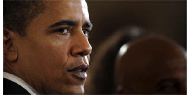 Obama stimmt auf