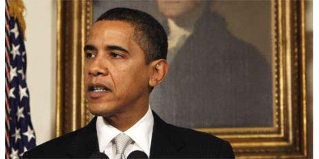 US-Truppen sollen bis 2011 aus dem Irak abrücken