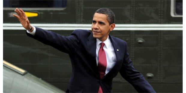 Obama dementiert Raketenschild-Angebot an Moskau