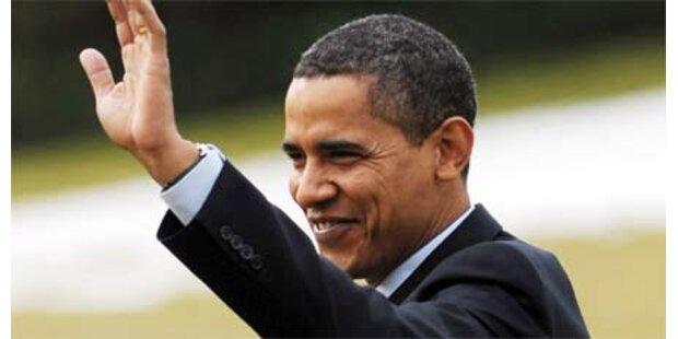 Präsidentschaft bringt Obama graue Haare