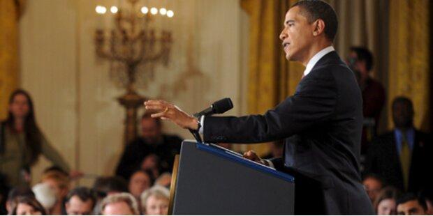 Obama verteidigt seinen Finanzplan