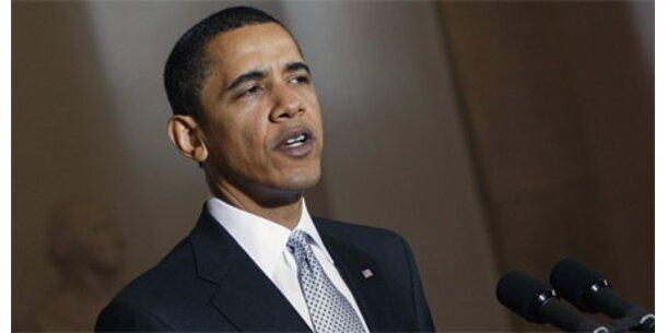 Obama setzt Autoindustrie unter Druck