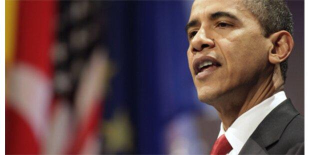 Obama Gipfel wird Wende in Krise bringen