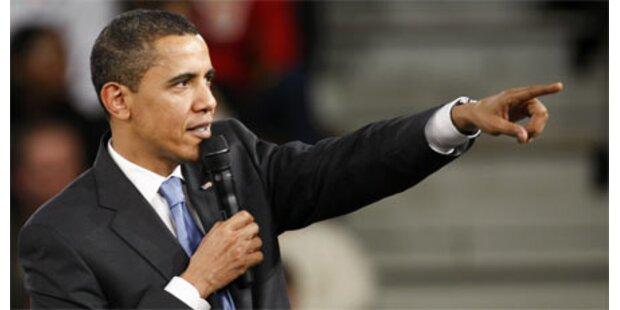 Obama strebt Welt ohne Atomwaffen an