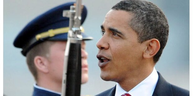 US-Präsident Obama ab heute in Türkei