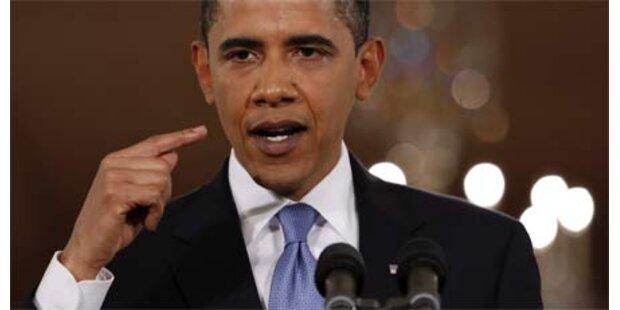Obama verurteilt Folter scharf