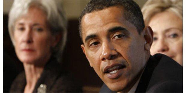 Obama wird Militärtribunale beibehalten