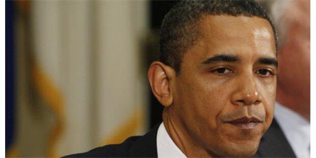 Herbe Niederlage für Obama im Senat