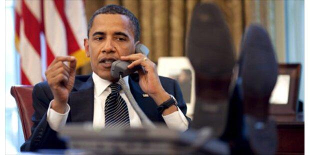 Obama hat Friedensplan für Nahost