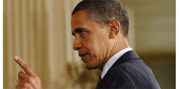 Obama setzt auf harten Sparkurs