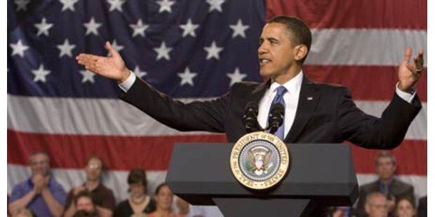 Das andere Gesicht von Obama