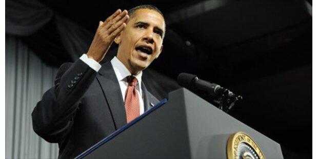 Obama fährt harten Kurs gegen Nordkorea