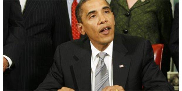 Obama stärkt Rechte von Homosexuellen