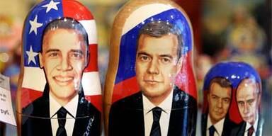 "Obamas Flughafen-""Arrest"" in Russland"