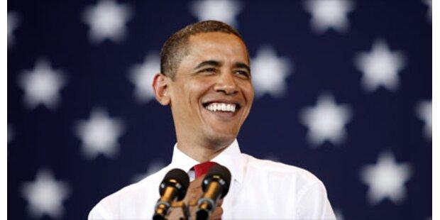 Obamas Stern im Sinkflug