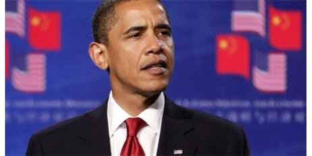 Obama betont Bedeutung der Diplomatie