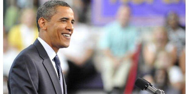 Obama feiert 48. Geburtstag